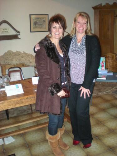 Brenda Novak and Misa Ramirez