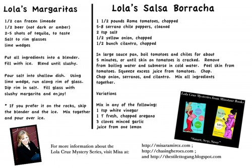 Recipe Card 2 Back