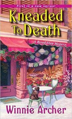 Kneaded To Death Book cover