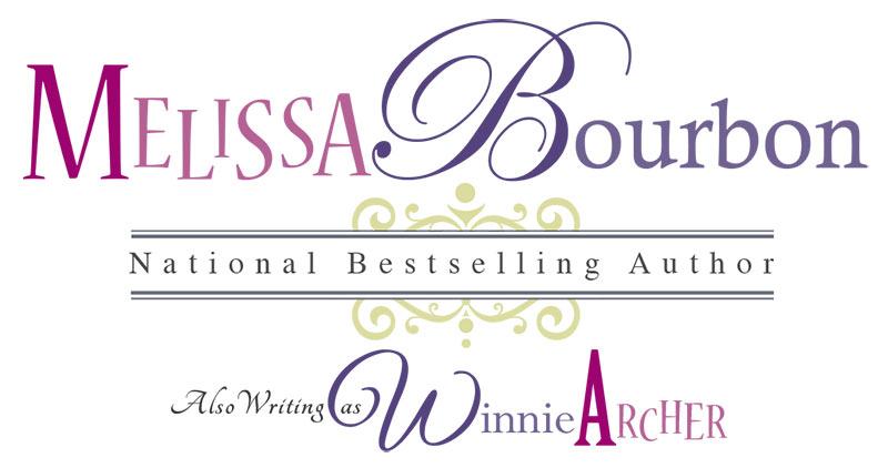 Melissa Bourbon Logo