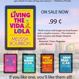 Living the Vida Lola is On Sale