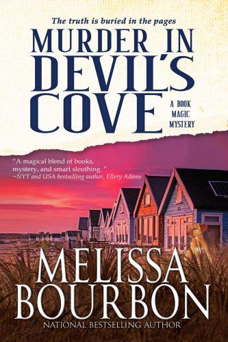 Murder in Devil's Cove high res