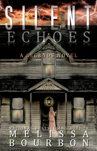 SILENT ECHOES EBOOK COVER
