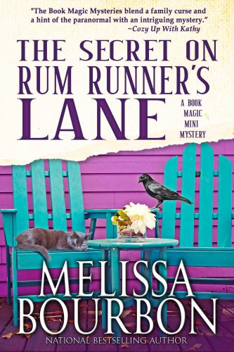 The Secret on Rum Runner's Lane