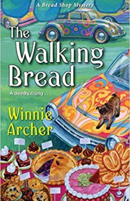 The Walking Bread Cover